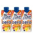 Zumo tropical Bifrutas zero Pack de 3 briks de 33 cl Bifrutas Pascual