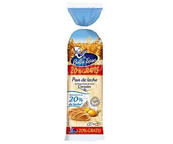 La Bella Easo Pan de leche 8 uds. 280 gr