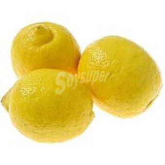 Limón ecológico Bandeja 600 g