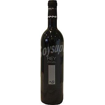 REY ZAGAL Vino tinto tempranillo merlot reserva de Andalucía Botella 75 cl