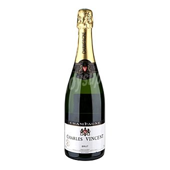 Charles Vicent Champagne brut - Exclusivo Carrefour 75 cl