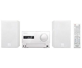 Pioneer Microsistema hifi X-CM35-W, 30W, CD, Bluetooth, nfc, USB 30W, CD, Bluetooth, nfc, USB