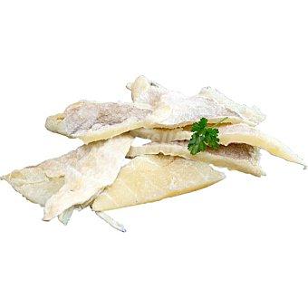 Tajadas de bacalao salado 100 gramos