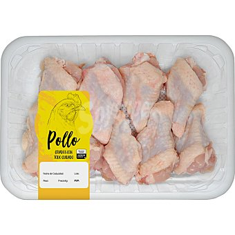 Sada Blanquetas de pollo peso aproximado Bandeja 500 g