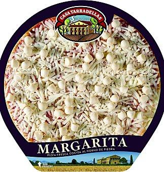 Casa Tarradellas Pizza margarita fres 350 GRS