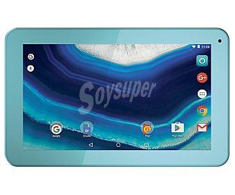 "Qilive Tablet de 22,86 cm (9"") M9526L azul, Quad-Core, 1GB Ram, 32GB, microsd, cámara frontal, Android 5.1 Q7"
