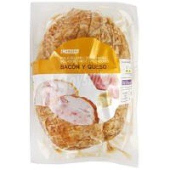 Eroski Pollo relleno de bacón-queso 600 g