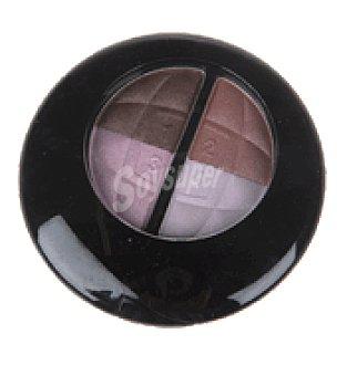 Astor Sombra de ojos quattro de colores intensos de larga duración nº110 1 ud