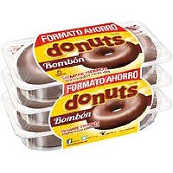 Panrico Donuts bombón 6 unid