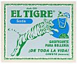 Soda sin edulcorar Caja 39 g peso neto El Tigre