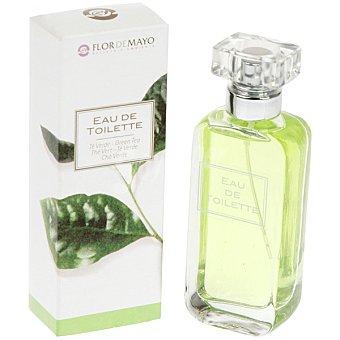 Flor de Mayo Té Verde Eau de toilette femenina  frasco 50 ml