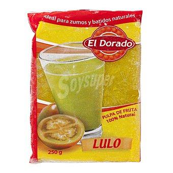 El Dorado Pulpa congelada lulo  250 g