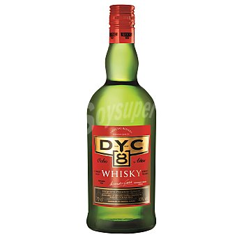 Dyc Whisky 8 años Botella 70 cl