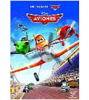 Disney Aviones DVD