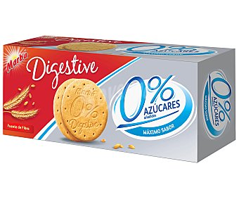 Marbu Artiach Digestive 0% azúcares añadidos caja 400 g