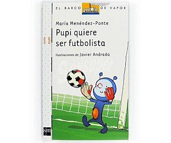 SM Pupi quiere ser futbolista 1 unidad