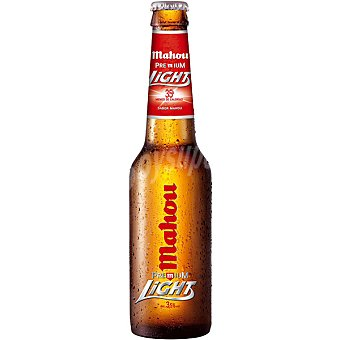 Mahou Cerveza rubia light 33 cl