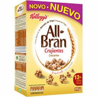 Kellogg's All bran All Bran Crujientes al toque de Vainilla 390 g