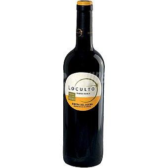 LOCULTO Vino tinto joven roble D.O. Ribera del Duero botella 75 cl 75 cl
