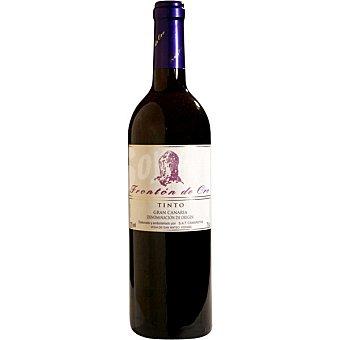 FRONTON DE ORO Vino tinto D.O. Gran Canaria botella 75 cl 75 cl