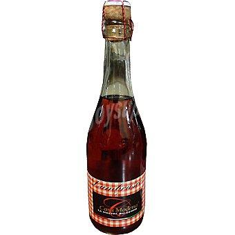 CASA MODENA vino rosado seco lambrusco de Italia  botella 75 cl