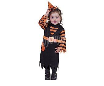 Haunted house Disfraz infantil de 1 a 2 años Miss Arañita, Halloween Miss Arañita 1-2 años