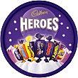 Heroes toffes surtidos Envase 660 g Cadbury