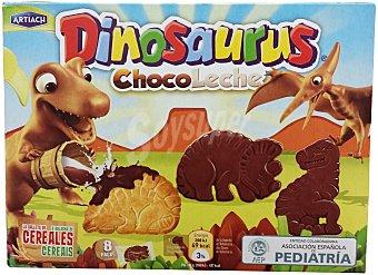 Dinosaurus Artiach Galletas choco leche 340 g