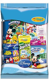 Aspil Pack Aperitivos Disney 83 gr