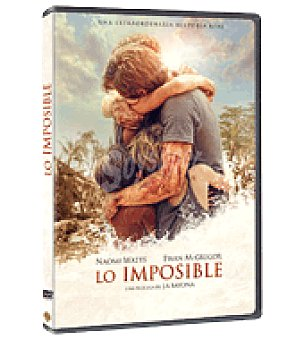 Lo imposible dvd