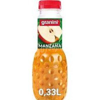 Granini Zumo de manzana Botellín 33 cl