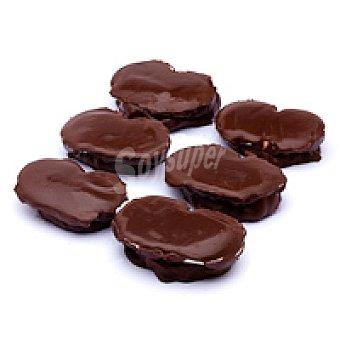 García Palmerita rellena de chocolate gómez Bandeja 330 g