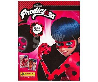 Panini Álbum de cromos coleccionables Ladybug 1 unidad