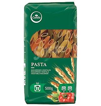 Condis Pasta vegetal macarrones 500 G