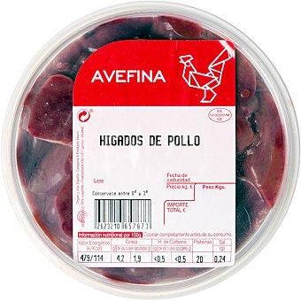 AVEFINA Higaditos de Pollo - Bandeja, Peso Aproximadamente 400 g