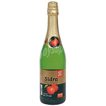 DIA Sidra achampanada Botella 75 cl