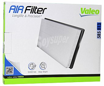VALEO Filtro de Aire Modelo 585013 1u