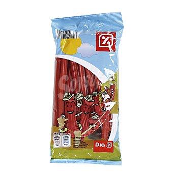 DIA Torcidas regaliz rojo Bolsa de 225 g