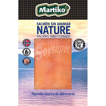 Martiko Salmón Noruego sin ahumar 80 g
