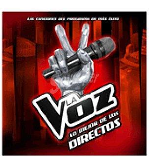 Lo mejor de los directos la voz