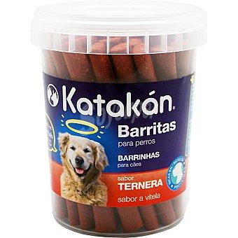 KATAKÁN Barritas de ternera para perro Envase de 300 g