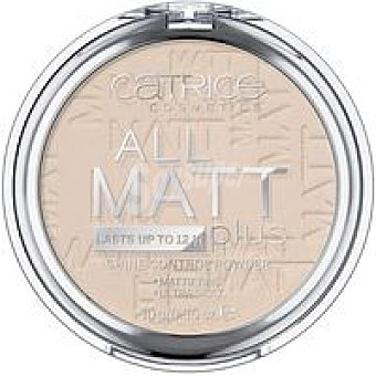 CATRICE Maquillaje matificante polvo 010 pack 1 unid