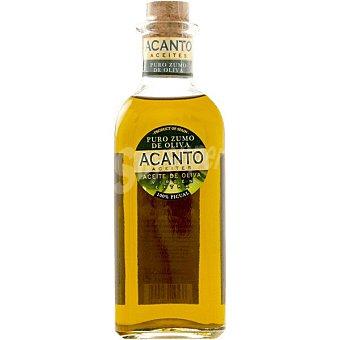 Acanto Aceite de oliva virgen extra 100% picual  500 ml
