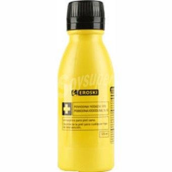Eroski Povidona iodada Botella 125 ml