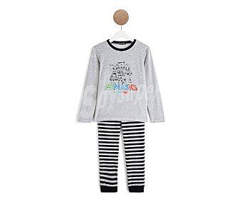 Pjmasks Pijama para niño pjmask, talla 5.
