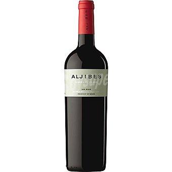 ALJIBES Vino tinto Cabernet Franc de Castilla-La Mancha Botella 75 cl
