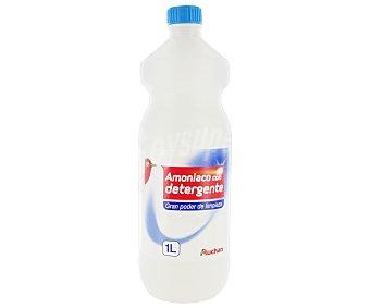 Auchan Amoniaco Con Detergente Amoniaco+detergente 1L