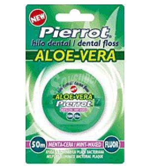 Pierrot Hilo dental aloe vera 50 metros.
