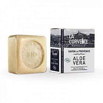 Jabón de manos en pastilla de provenza aloe vera ecológico La Corvette 100 G 100 g
