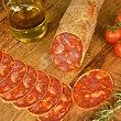 Chorizo ibérico pieza 250 g aprox Envase de 250.0 g. aprox El Charro
